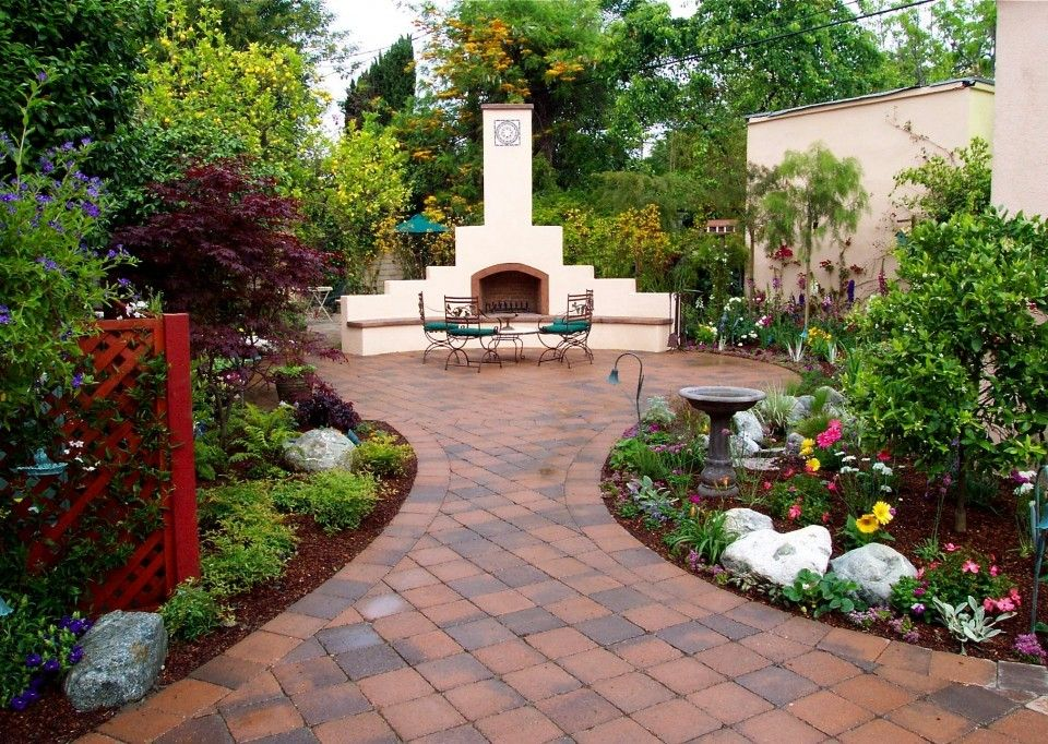 How To Desert Landscape Your Yard Winning Small Backyard Desert - Desert backyard landscaping ideas
