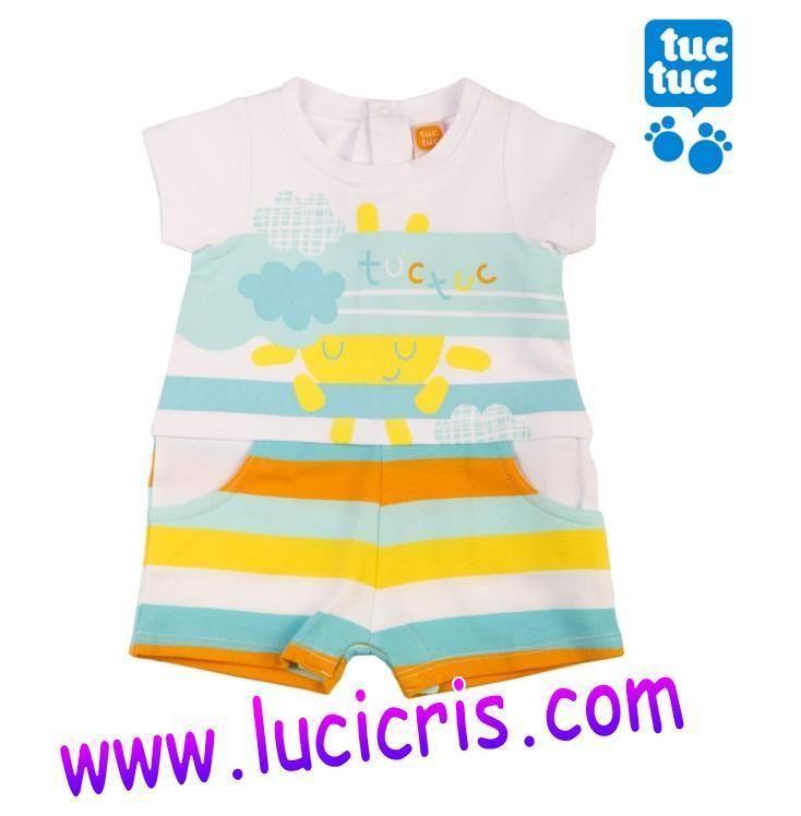 Tuc Tuc Pelele para Beb/és