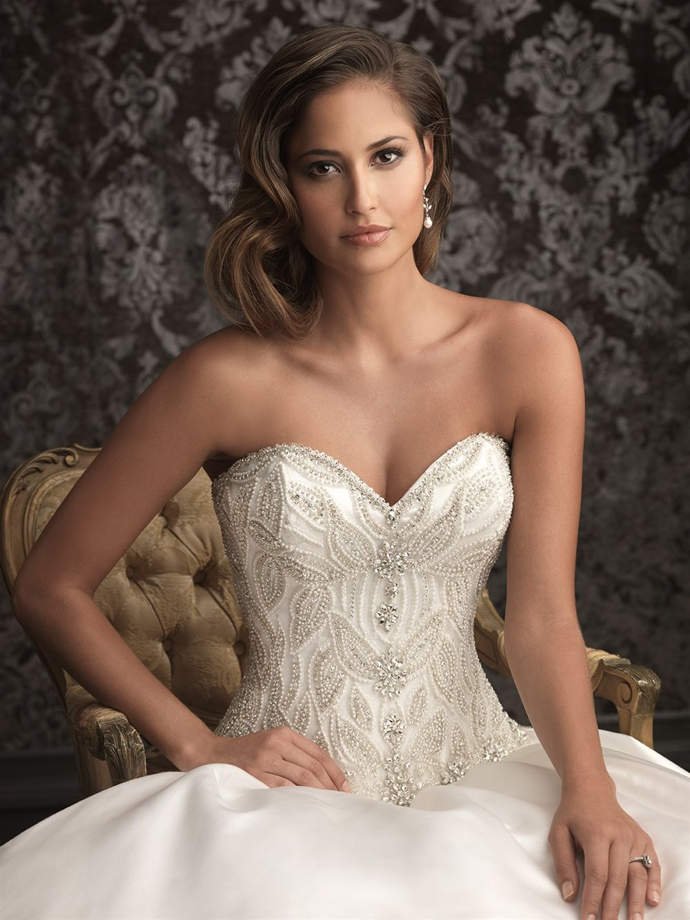 Allure Bridals Allure Collection Style 9009