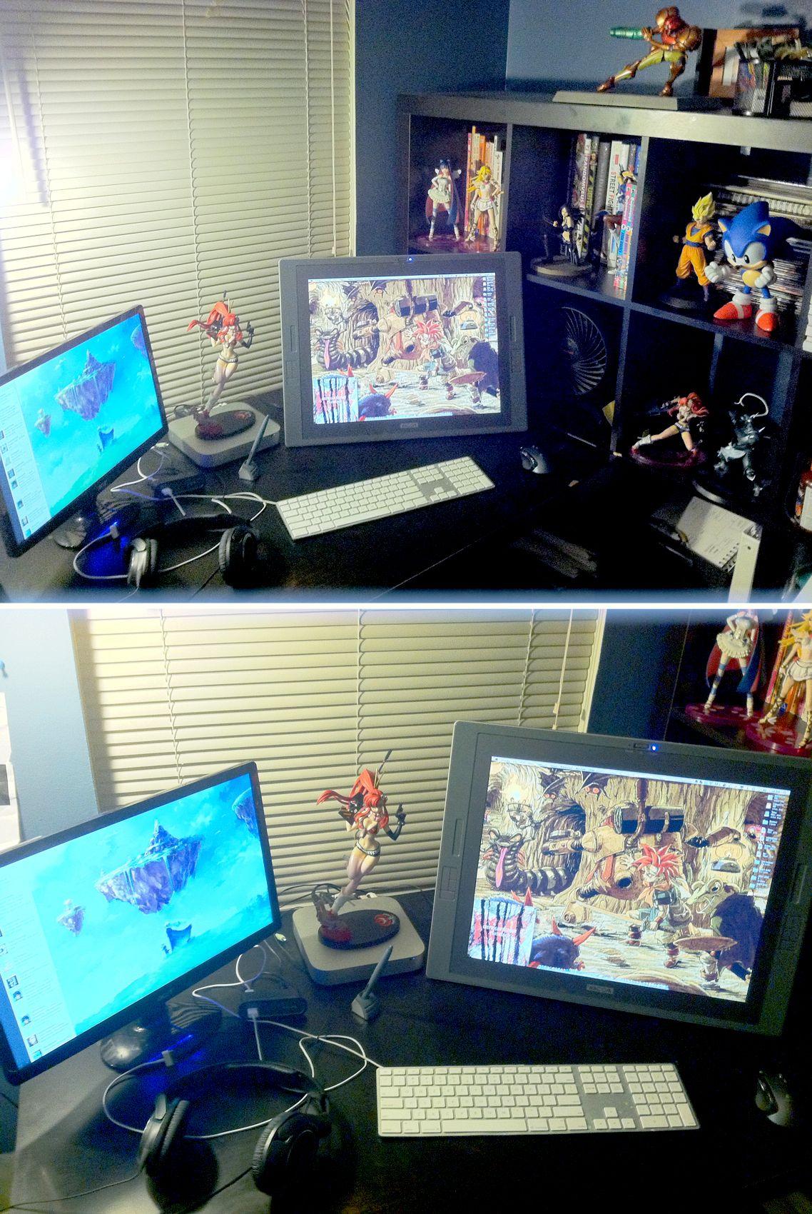 Current workspace by robaato work space creative desks