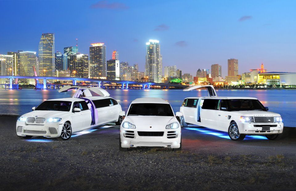 prime time exotic limos range rover bmw x6 porsche cayenne stretch limos miami luxury. Black Bedroom Furniture Sets. Home Design Ideas