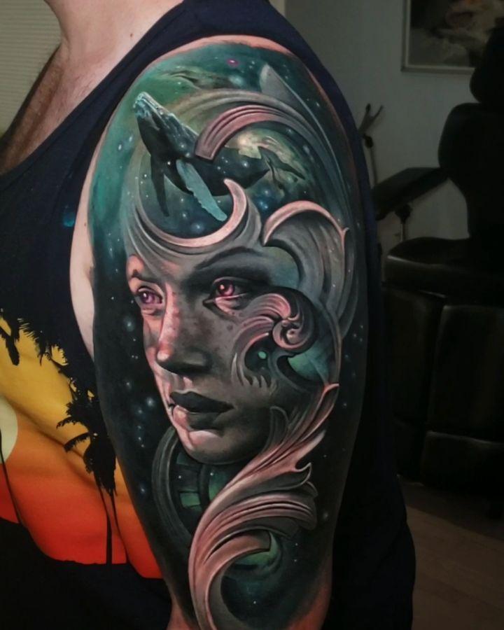 Arlo Dicristina Tattoo Artist: Tattoo Artists, Artist, Tattoos Gallery