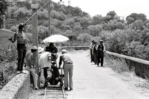 """Behind the scenes of """"The Godfather"""""""