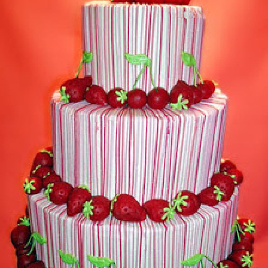 Some Of The Most Fashionable Wedding Cake Flavor Ideas Are Also Popular Taste In