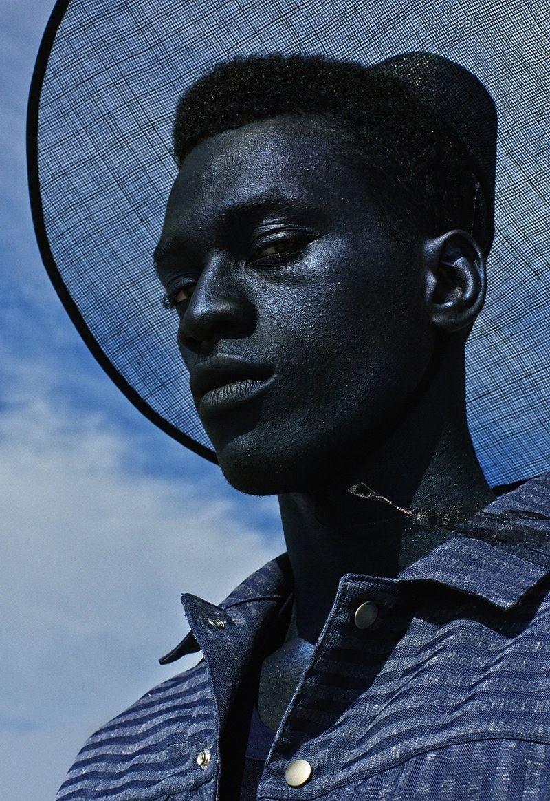 lukhanyo mdingi and the changing world of south african fashion