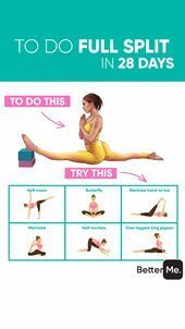 #days #Flexible #Yoga Easy answer - the yoga workout that helps you to become flexible and slim is r...