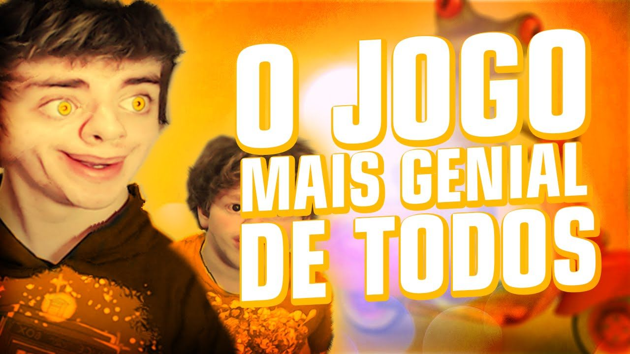 O JOGO MAIS GENIAL DE TODOS OS TEMPOS