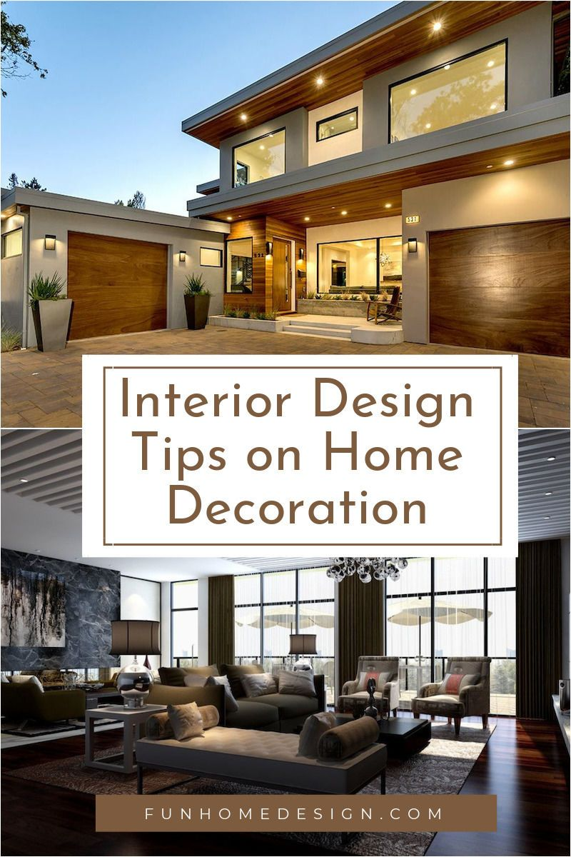 Modern Home Design in 4 Easy Steps | Interior Design