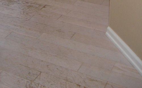 Whitewashed Wood Floors | White wash wood floors, Wood ...