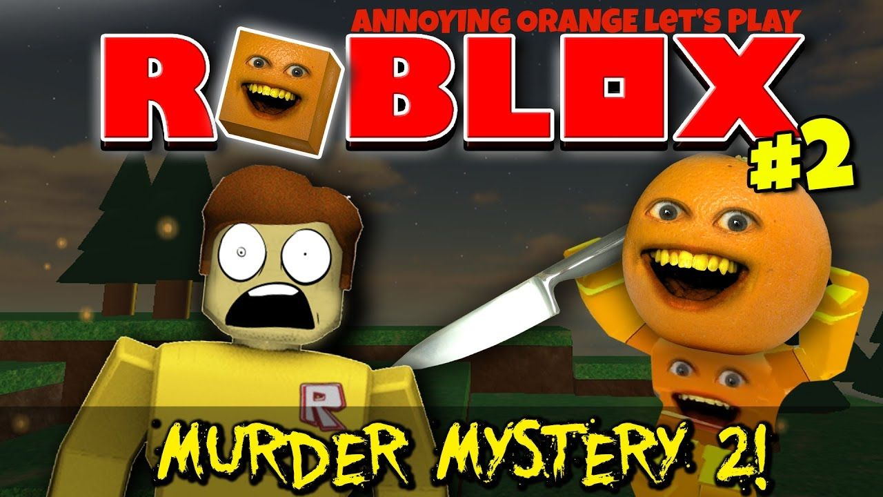 Pin On Annoying Orange Gaming Roblox