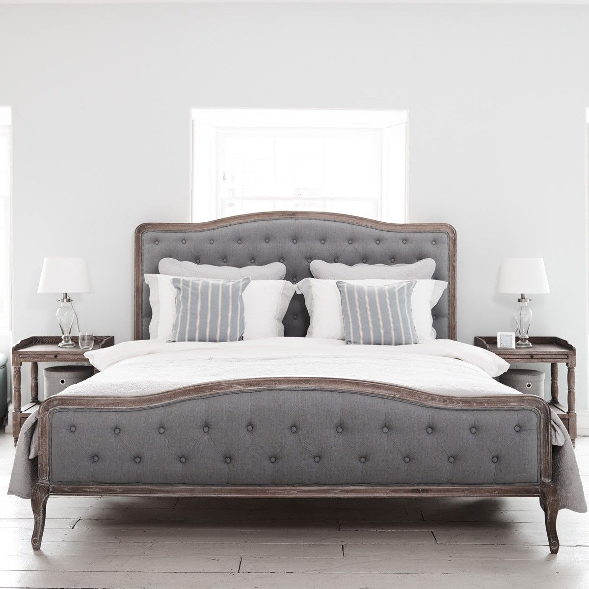 How Big Is A Super King Bed Our Super King Size Chantal Bed Is A Timeless Piece Of Elegance