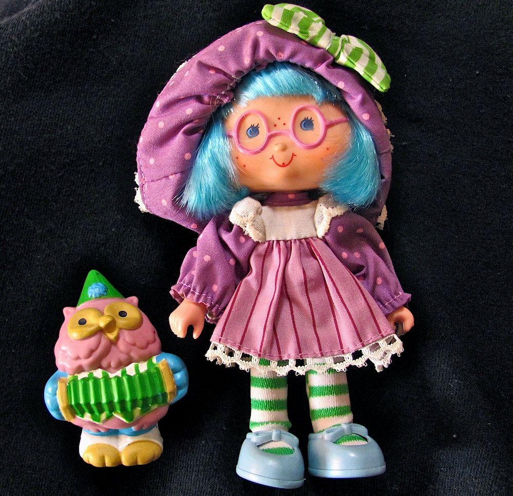 Agree, the vintage strawberry shortcake doll uk