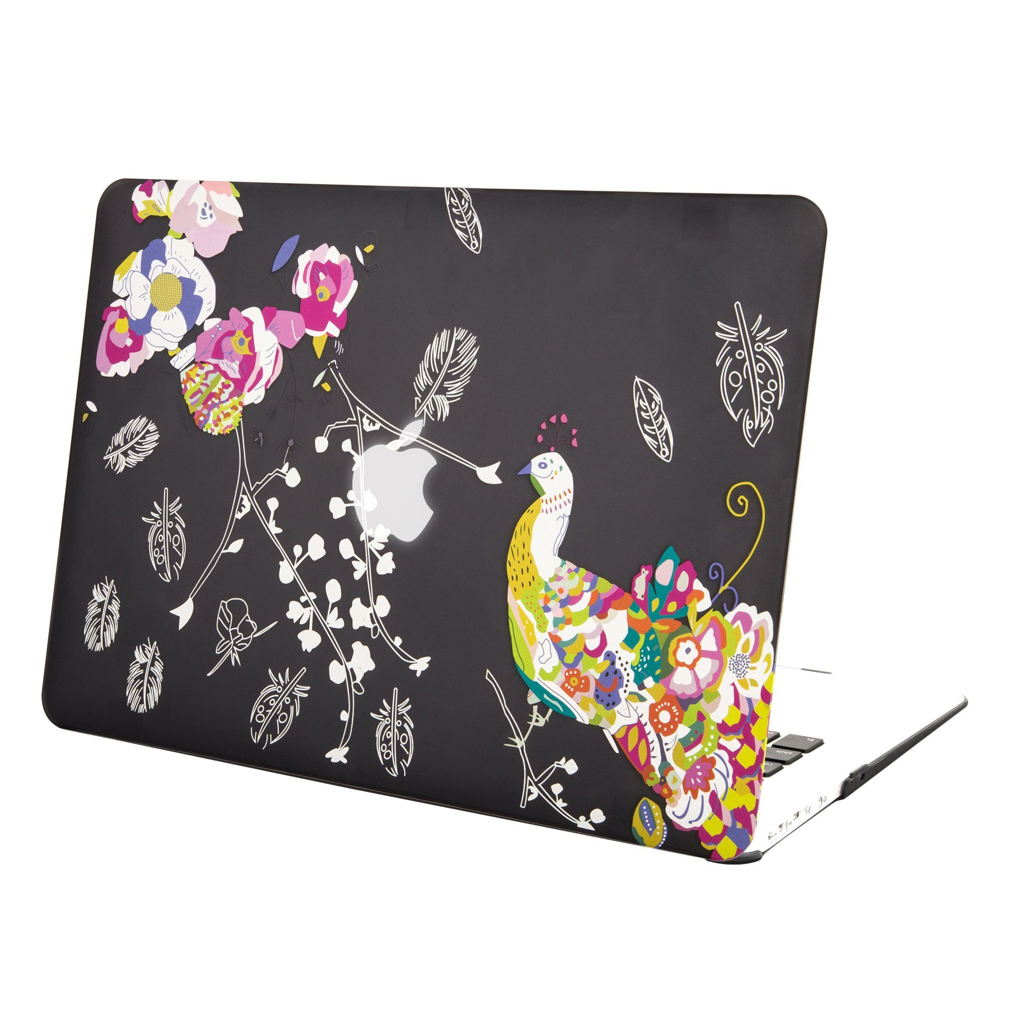 reputable site 0e7d7 1516d Amazon.com: Apple MacBook Air 13 Case, Mosiso AIR 13-inch Dancing ...