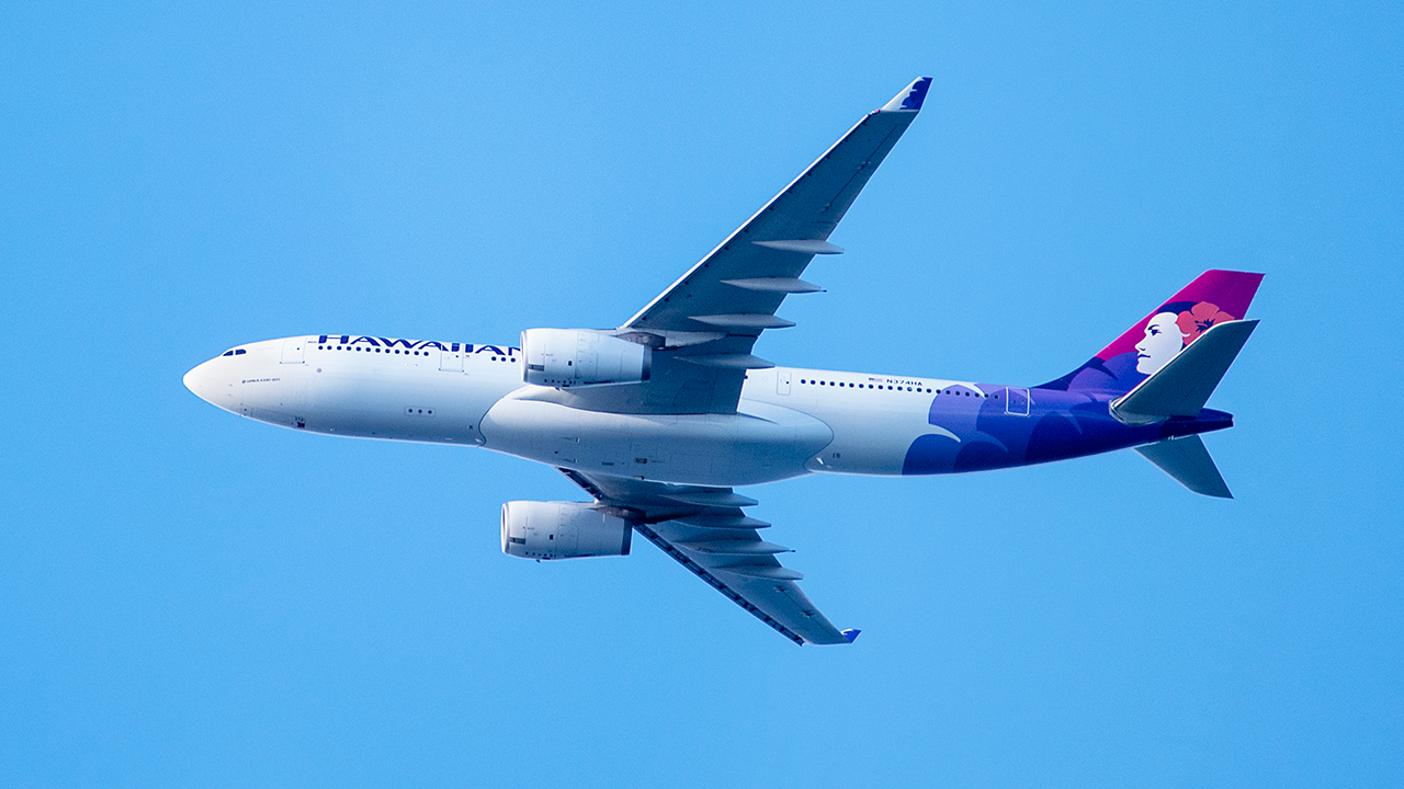 Hawaiian Airlines is 'fastest airline' in US, according to
