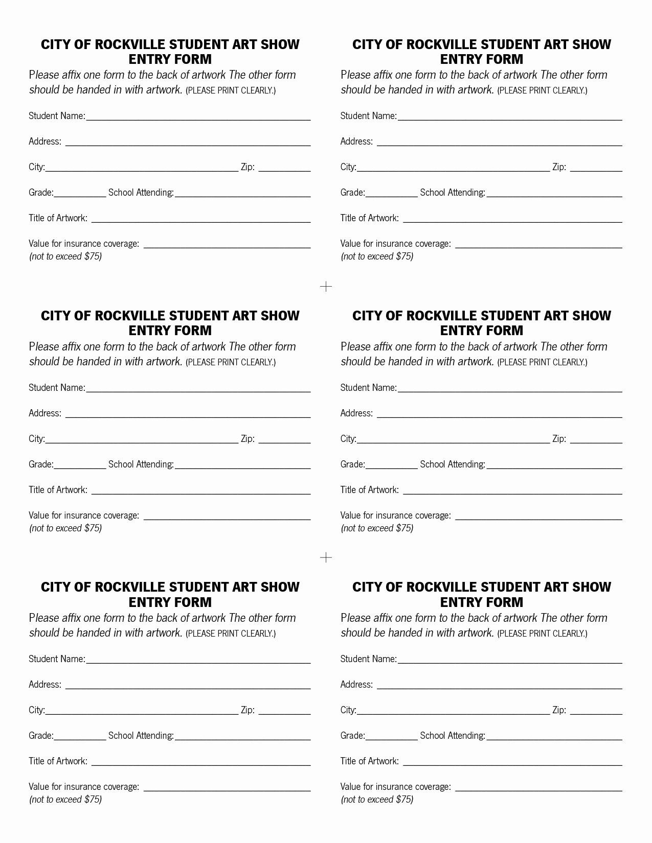Contest Entry Form Template Lovely Raffle Entry Form Template Templates Word Template Words