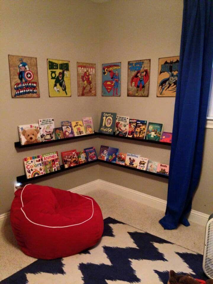 room ideas superhero reading corner visit to grab an amazing super hero shirt now on