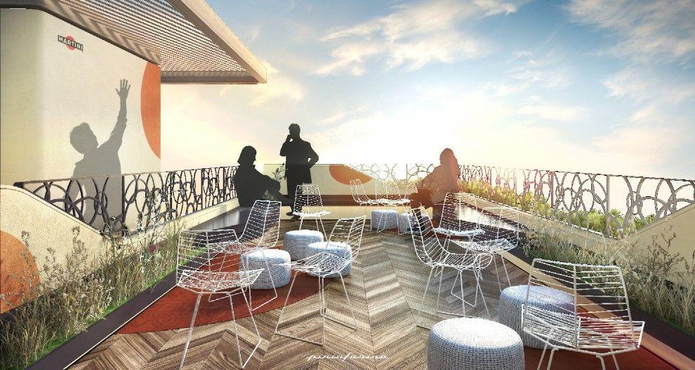 Expo 2015 pininfarina clona la terrazza martini milano repubblica it
