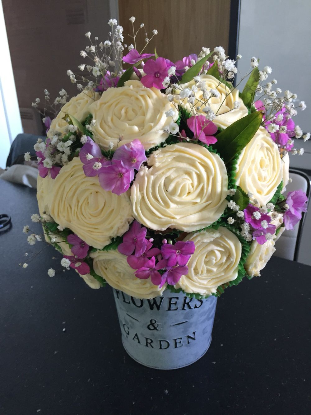 Cupcake Bouquet | Cupcakes | Pinterest | Cake, Cup cakes and Cookie ...