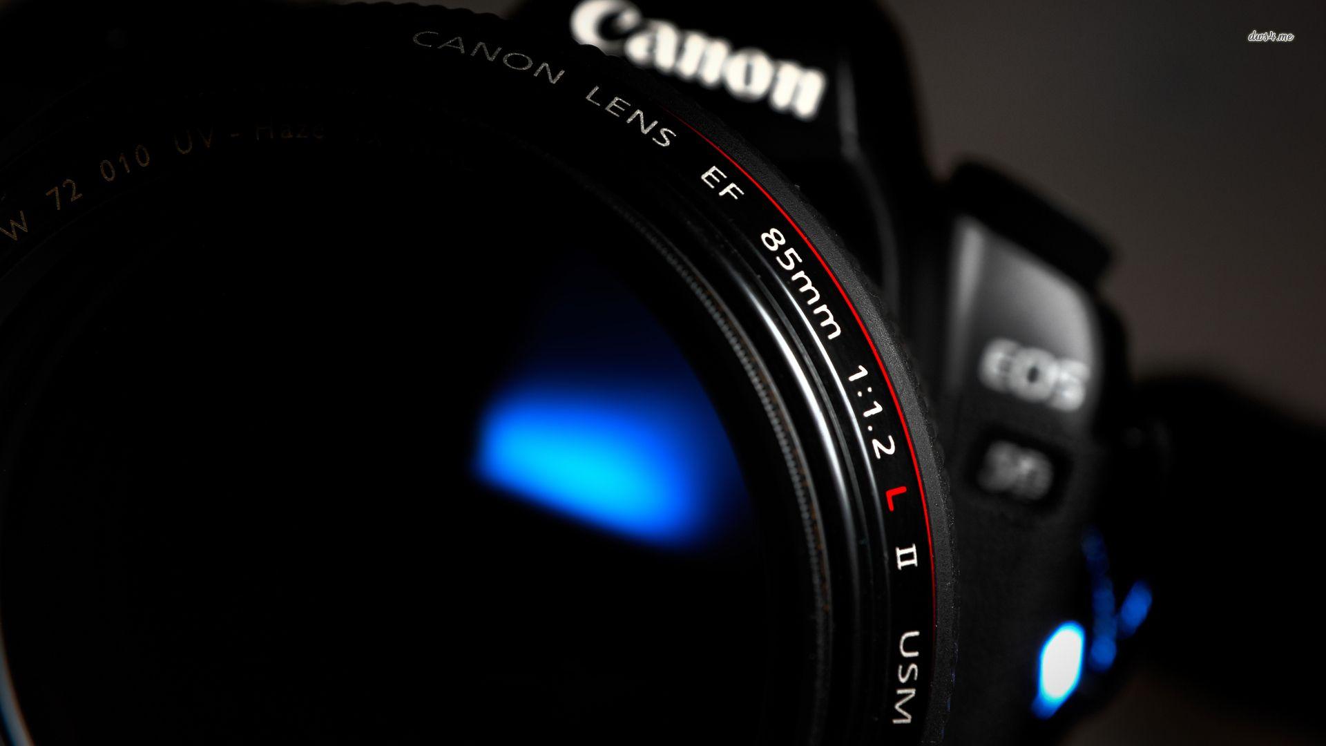 Canon Camera Wallpaper Dslr