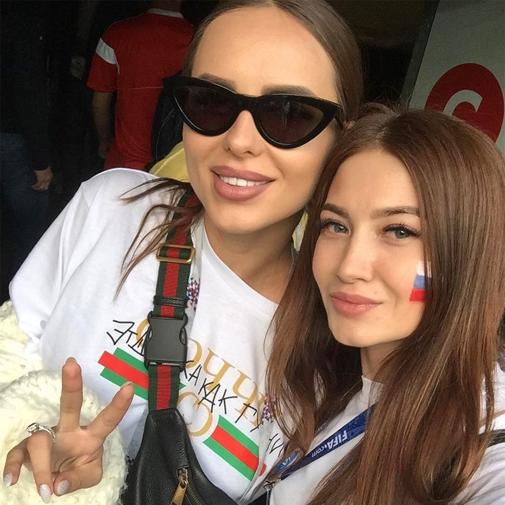 100 photos of hot female fans in fifa world cup 2018 | fifa