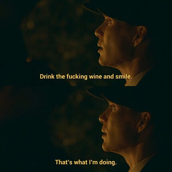 Cillian Murphy as Thomas Shelby | Peaky blinders quotes ...