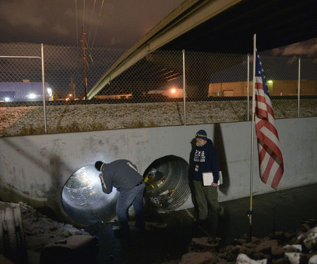 Counting the invisible homeless on the streets of Salt Lake County   Survey » The annual homeless count gathers data for federal aid, points the needy to services.    By Christopher Smart   | The Salt Lake Tribune    First Published Jan 30 2014 03:24 pm   Last Updated Jan 31 2014 09:08 am
