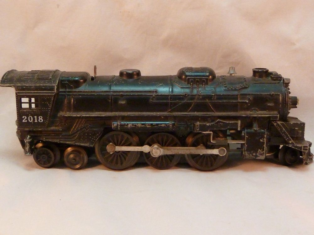 Vintage Lionel Train Engine 2018 Adriatic O27 Gauge 1956 61 Locomotive 2 6 4 Usa