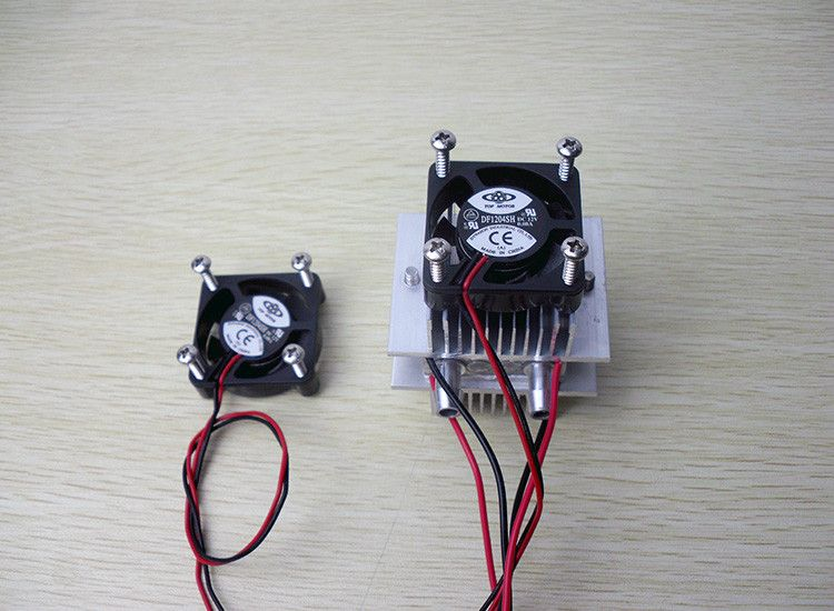 Diy Thermoelectric Peltier Refrigeration Cooling System Fan Kit