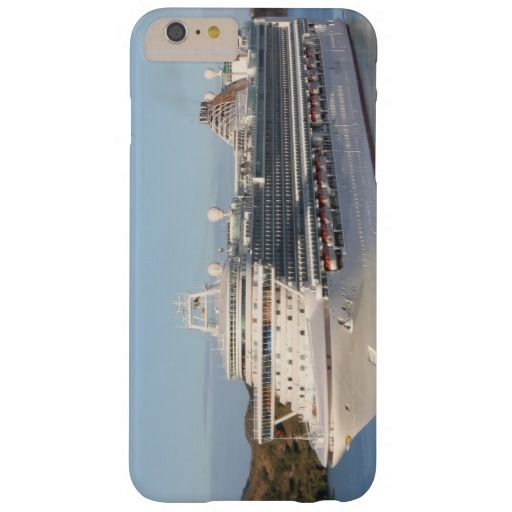 MS Azura Cruise Ship Close-Up on Antigua Barely There iPhone 6 Plus Case