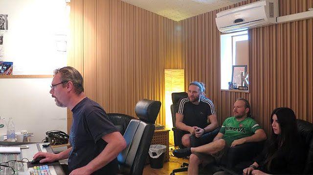 Força Metal BR: Shadowside inicia as gravações de novo álbum na Su...