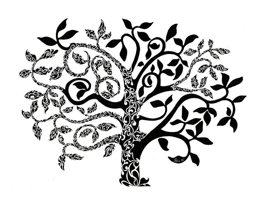 Tree Of Life By Anushree Santhosh Tree Of Life