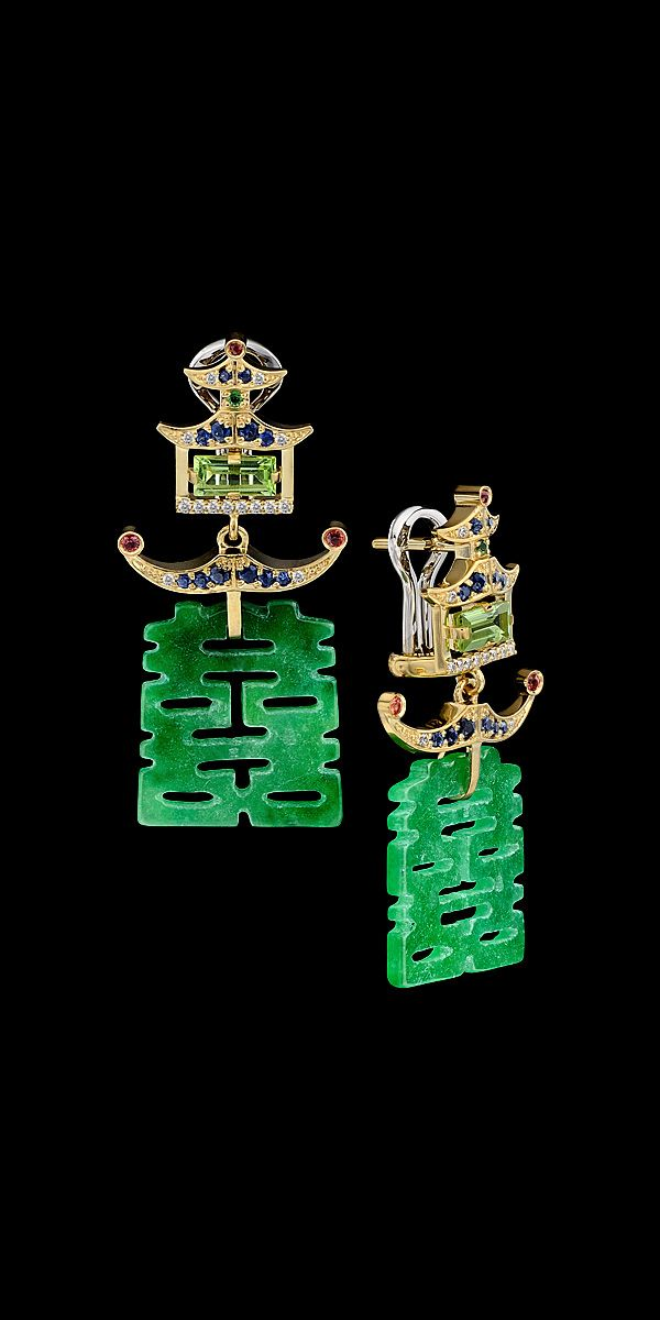 Master Exclusive Jewellery - Коллекция - Kaleidoscope