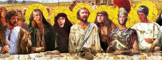 Cinema Arts Centre Monty Python S Life Of Brian Monty Python Cinema Art Monty Python Flying Circus