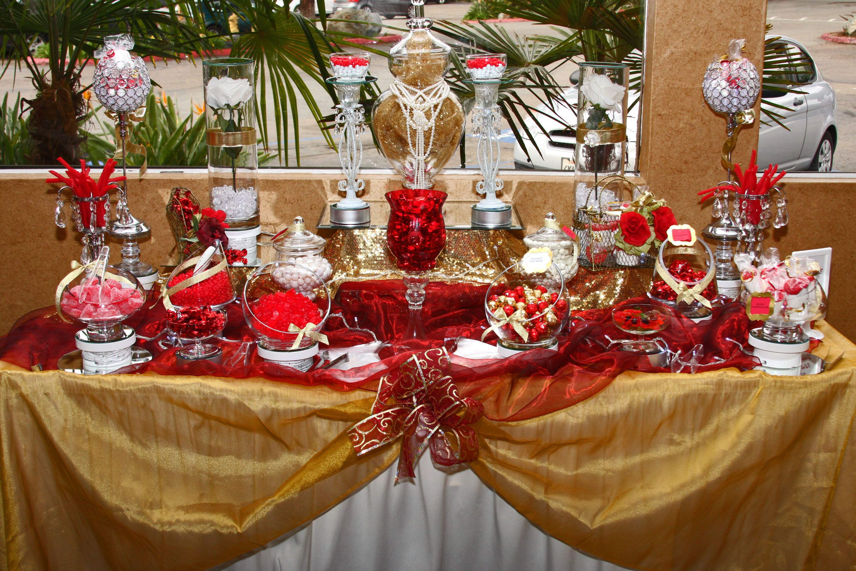 80th Birthday Candy Buffet 80th Birthday Pinterest