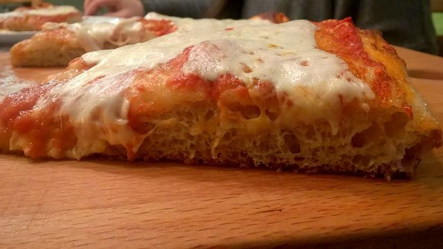 Ricetta Pizza Spontini.Pizza Tipo Spontini Idee Alimentari Ricette Pizza