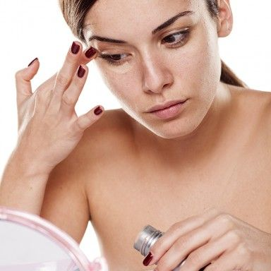 The Only Concealer Trick You Need to Cover Dark Circles