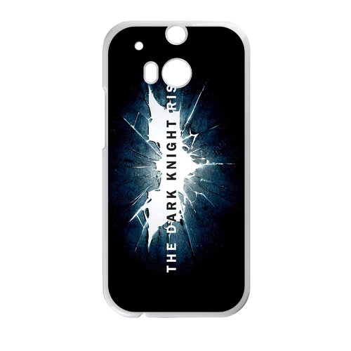 Batman The Dark Knight Rises Logo Case For HTC One M8