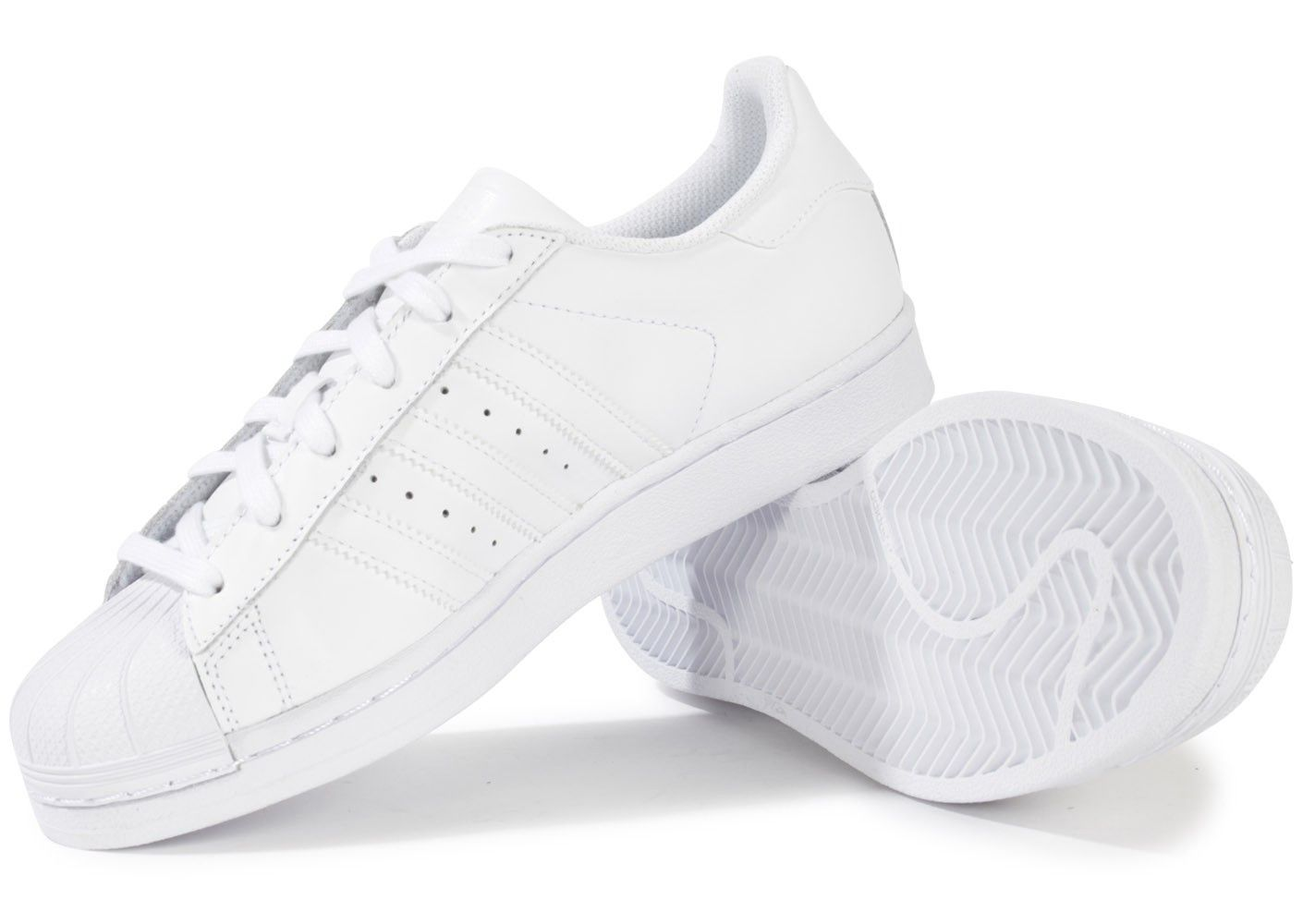 Chaussures adidas SUPERSTAR FOUNDATION JUNIOR