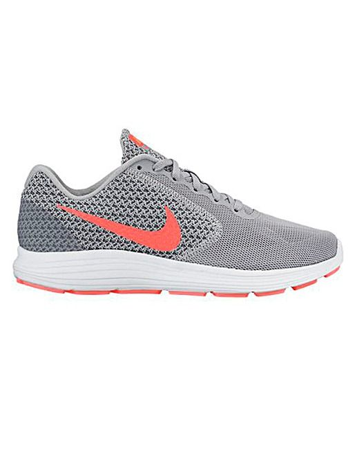 new style 992af a80d9 Nike Revolution Trainers Wide Fit   Simply Be