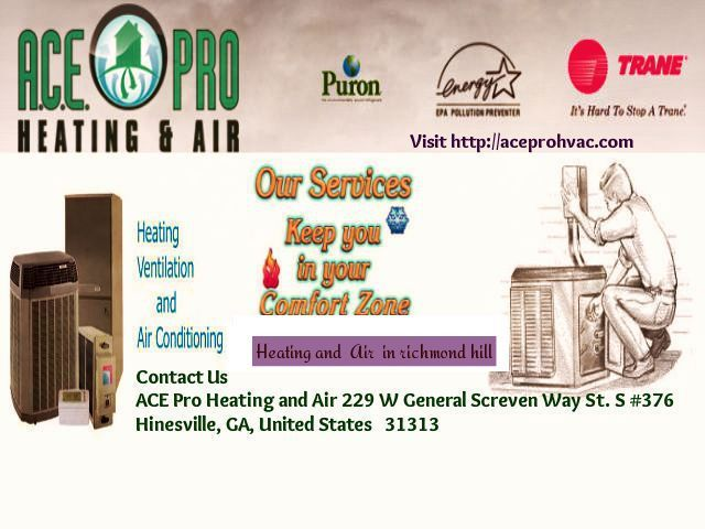 Ace Pro Heating And Air Is Ayour Crisis 24 Hour Hvac Repair