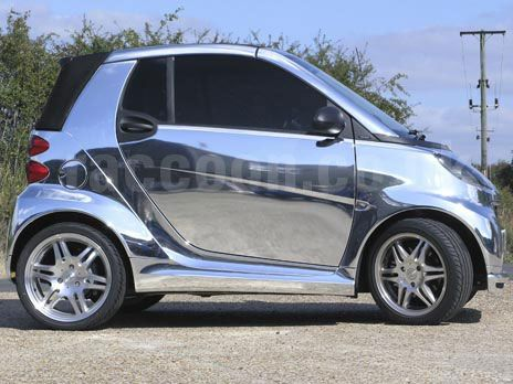 Im Getting A Black Smart Car This Week Wonder How Easy It Would