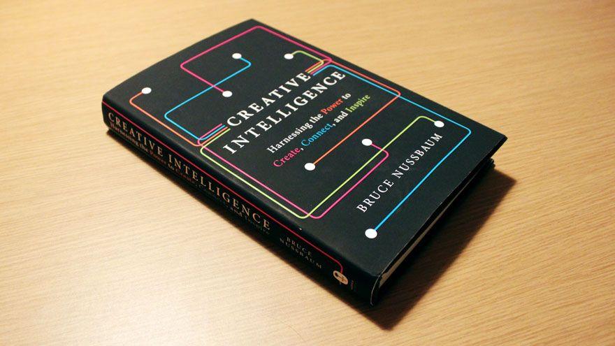 "GIVEAWAY: Bruce Nussbaum's ""Creative Intelligence"""