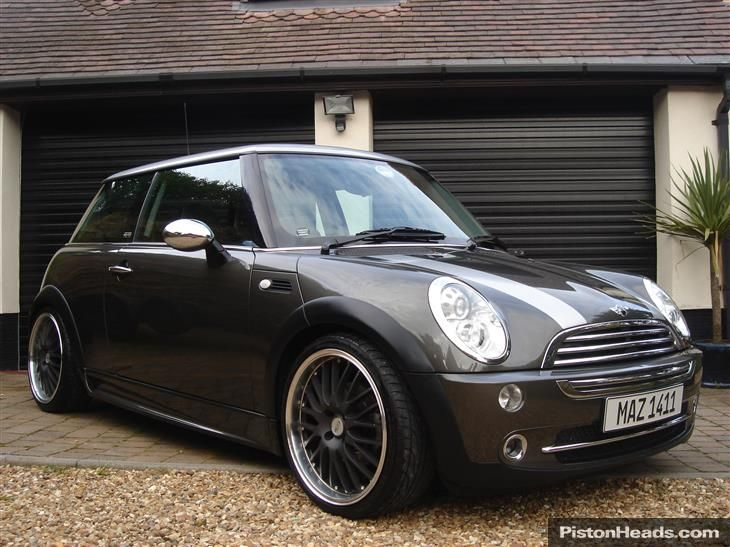 Mini Cooper Park Lane Very High Spec 2006 Totalmini Forums