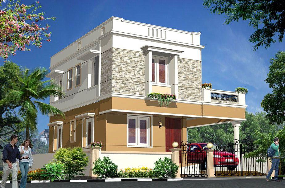 851358cd2e86464ced713a458e62fb67 - Get Small House Simple Compound Wall Design Background