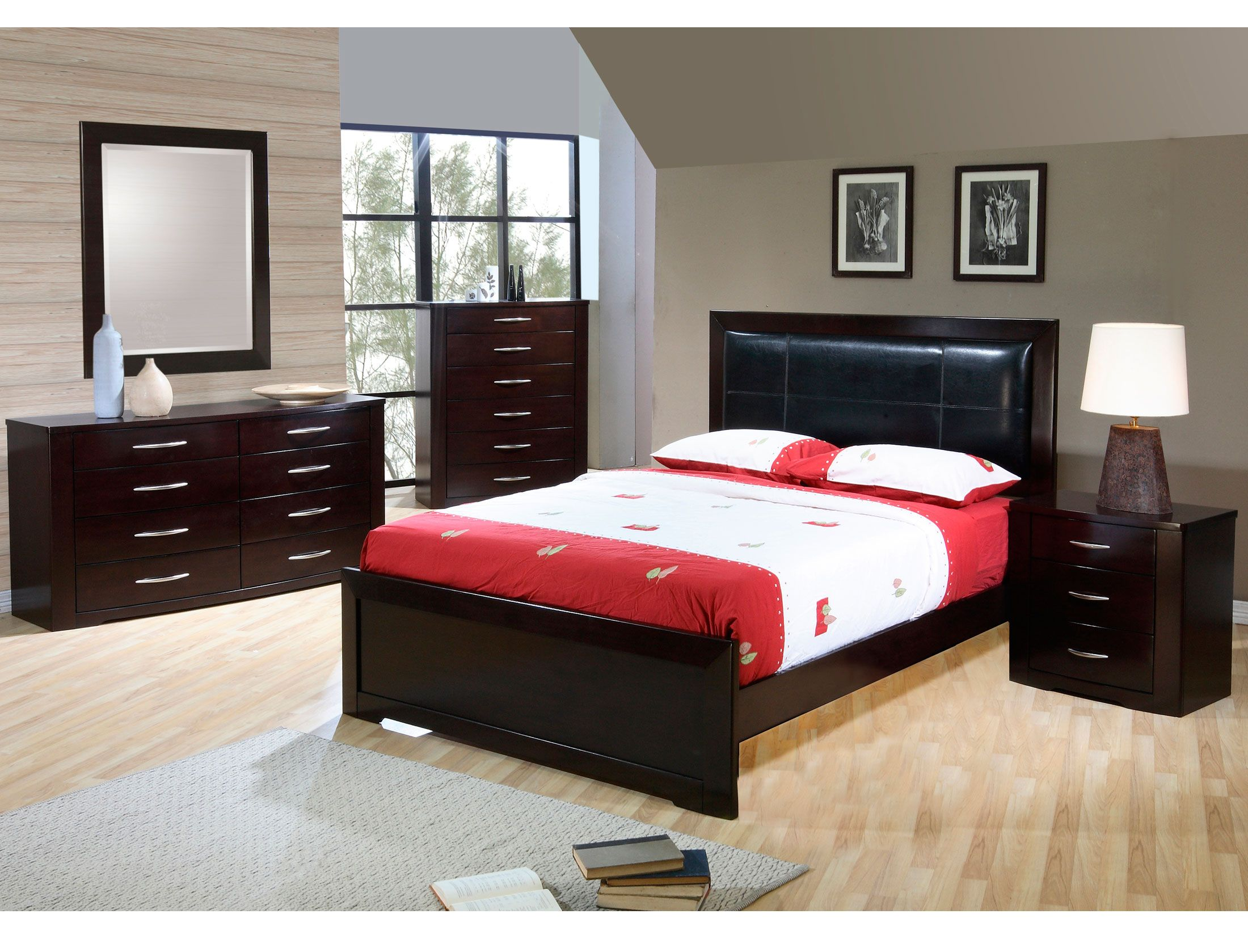 Murano Bedroom Collection From Jeromes.
