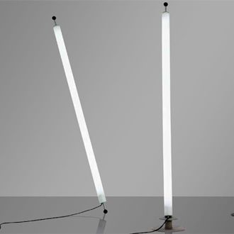 Christian Deuber Tube Floor Lamp | OBJECT | Pinterest | Floor lamp ...