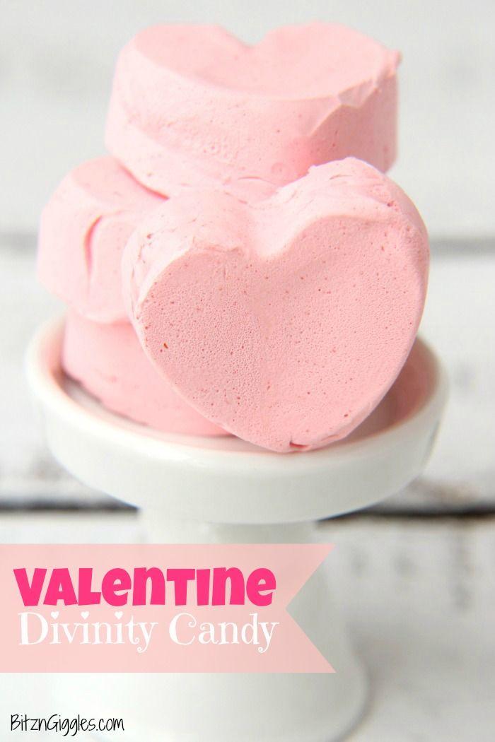 Cherry Jell-O Divinity Candy | Recipe | Bloggers' Fun Family