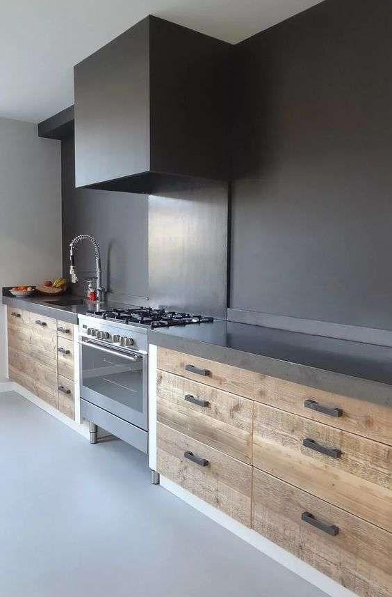 Come arredare la casa dell\'uomo chic contemporaneo | Cucine ...