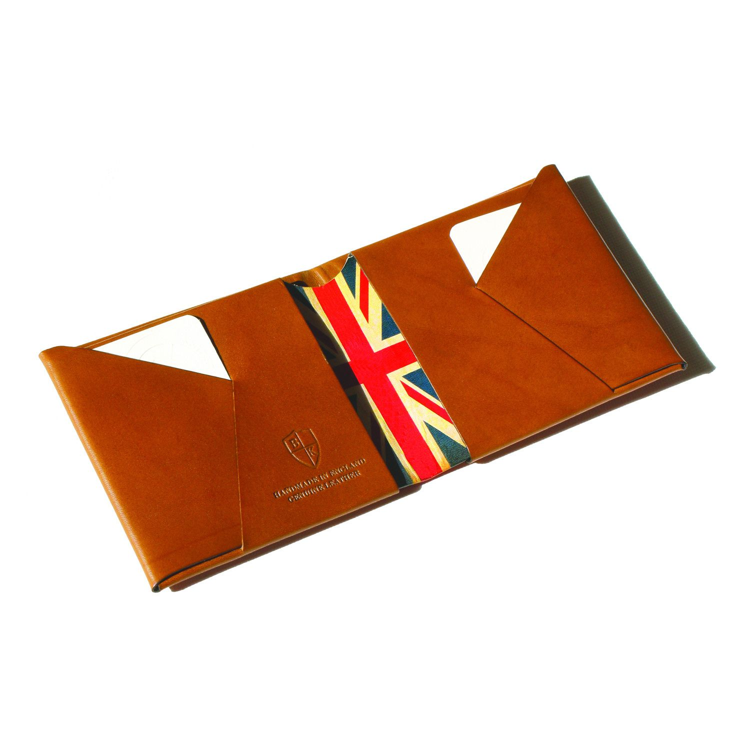 gorgeous union jack inspired wallet - i'm in love!
