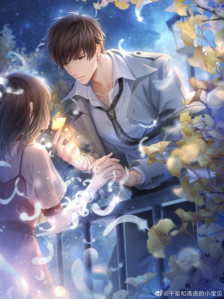 Pin Oleh Polyomine Di Love And Producer Animasi Gadis Animasi Pasangan Manga